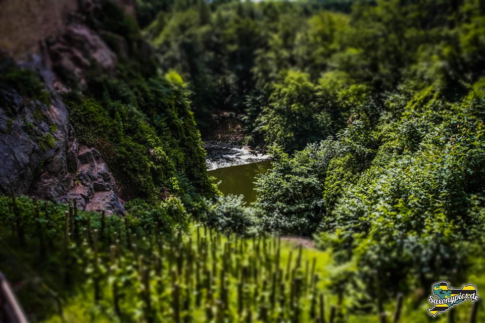 Tilt-Shift_kleiner Wasserfall